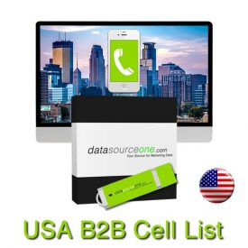 USA Business Cell Phone Database