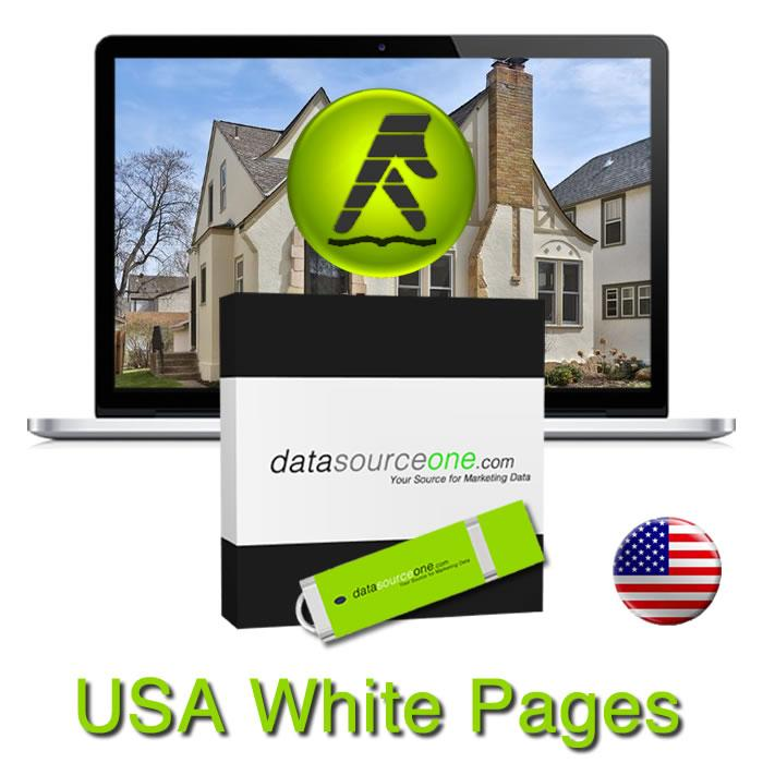 USA White Pages Database
