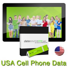 USA Cell Phone Database