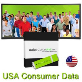 USA Consumer Databases
