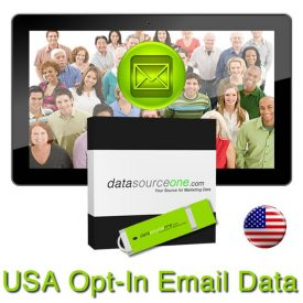 USA Opt-In Email Database