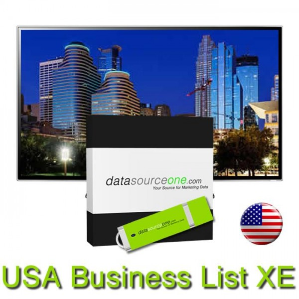 USA Business List XE